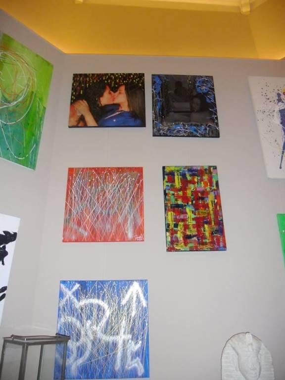 El color como protagonista en las pinturas de daniel mar n y en emoloatrezo celia quijano - Pintura instinto ...