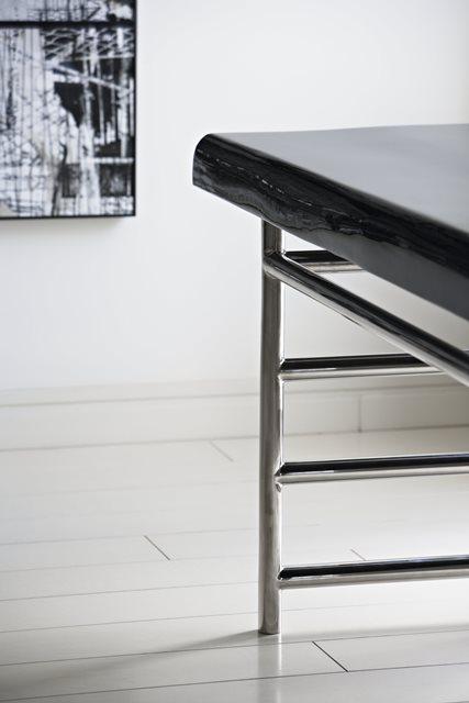 Blanco y negro Juana Martín en MBFWM y BALTUS Collection  Celia