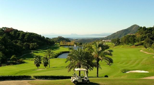La Zagaleta campos de golf