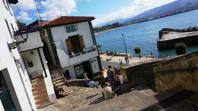 Getxo un lugar con encanto celia quijano - Cines puerto deportivo getxo ...